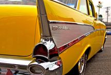 OLD CARS! / by Pam Kennedy