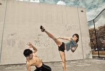 capoeira / by Kimberly Sandage