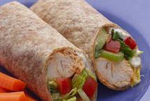 Mmmm Healthy Food / by Abby Evatt