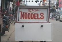 Noodels & Rice / by Marita Sankes