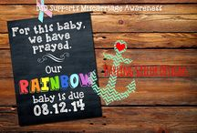 Rainbow Baby Time / Trying again after our loss. / by Stephanie Harbin