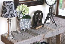 Ideas para mi hogar / by Angela Castillo Zamorano