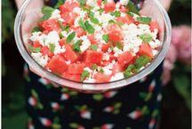 salads / by Shelley Steffen