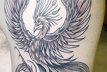 Tattoos / by Chelcie Hawkins