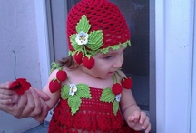 crochet for baby and toddler / patterns ,ideas,tutorials and diagrams for hats booties dresses and lots more / by anz jansen van vuuren