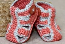 Crochet Baby/Toddler / by Donna Kinser