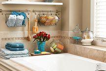 Bathroom ideas / by Kelli Meusel