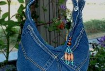 Forever in Blue Jeans Bags / by Saint Salvage