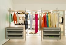 Ideas For My Walk-In Closet / by Vernette Smith