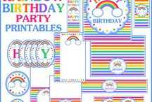 birthday party ideas / by tiffany vanwy