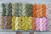 yarn, yarn, yarn! / by Katya Blanchard