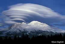 Lenticular clouds / by Dorothy Slauson