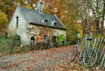 COTTAGES / by ClaireB