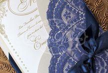 Wedding Invitations  / by Rachel Antonovich