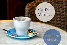 """Coffee With ... / Come share """"Coffee With"""" beautifully talented Designers.   / by Amanda Carol Interiors"""