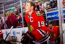 Blackhawks && hockey  / by Caitlyn Delaney