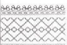 Needlework - Swedish Weaving / Mj Martin tarafından