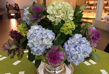 Centerpieces / Beautiful Centerpieces at special events / by Katie Gerson