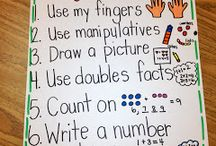 anchor charts / by Micah Tarry