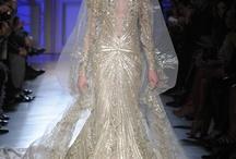 Wedding Dresses فساتين أعراس / http://www.sayidaty.net/weddings/ / by SAYIDATY
