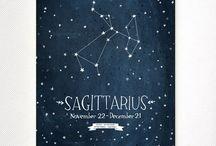 Sagittarius, baby! / by Aleasia Stall