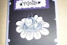 Home Made Cards / Cards I have made or have been made by others.. / by Staci McStotts