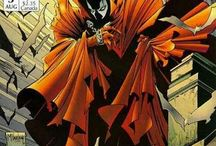 Spawn/Image Characters / by Pete Blas
