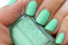 nails /make-up / by Mishawn Merrill