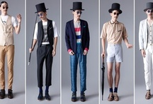 Styles and Stories / Styles and general fashion related topics...  Mostly Menswear / by Dewey Patit