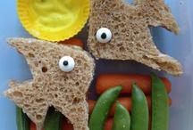 Kid Food  / by Christine Shenefelt
