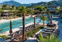 Napa Valley Resorts / by NapaValley.com