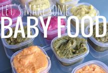 Baby food - DIY / by Wendi Nelson