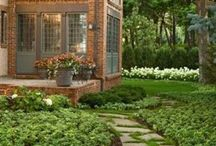I want a pretty yard / by Jennifer Garlie