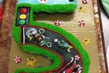 Kids birthday cakes / by Jacklynn Blackwell