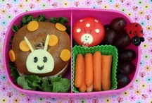 Bento lunches and kid food / by Veronica Garcia
