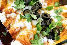 mexican delight recipe / by Paige Lonon