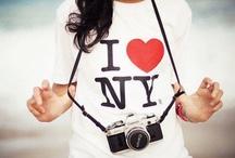 New York / by Sarah Neily