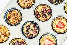 Breakfast foods / by Jackie Murnane