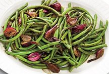 veggies green beans / by Mj OBrien
