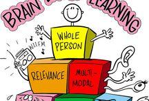 Brain Based Learning / by Kalene meeks