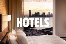Hotels / Reason 11: Hotels / by New York
