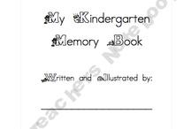 Kindergarten / by pineymom2