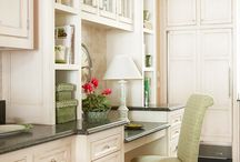 Dining room/ office / by Julie Merchant