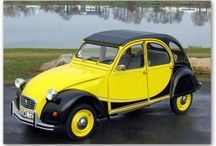 2CV Love / 2CV  / by Velodocteur.eu