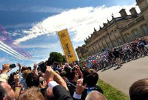 Tour de France at Harewood / 2014 saw Harewood host the Official Ceremonial Start of the Tour de France. Thousands of people came to watch the spectalcle along with the HRH the Duke of Cambridge, Prince William, HRH Dutchess of Cambridge, Kate Middleton and HRH Prince Harry. / by Harewood House