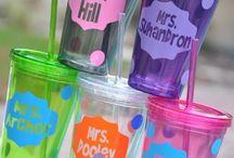 Teacher Gifts / by Dianna Goebel