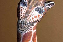 Hand Art / by Nancy Bates