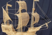Matchsticks &Toothpick Art / by Andrea Ellis