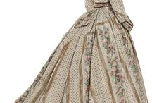 Historical Clothing & Costumes / by Rebecca Haynes