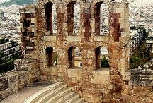 ruines / by Dina Livingston